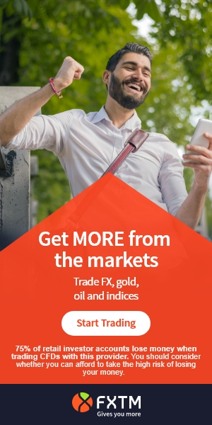 FXTM Ad - Start Trading